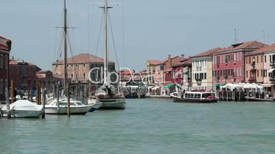 Venice Murano restaurants and business P HD 9514