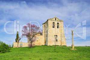 Vivar del Cid Kirche - Vivar del Cid church 02