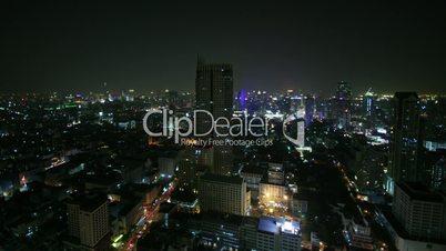 Bangkok  - Time Lapse - static