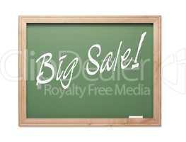 Big Sale! Green Chalk Board Series