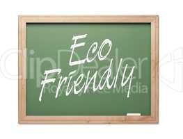 Eco Friendly Green Chalk Board Series