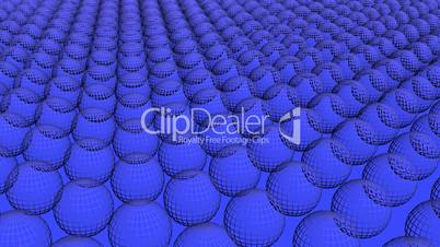 Rotation of 3D sphere ball.design,illustration,golf,icon,tennis,football,object,sketch,structure,