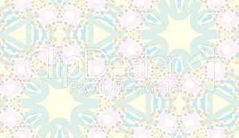 Seamless Kaleidoscope Pattern