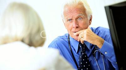Senior Medical Consultant & Patient