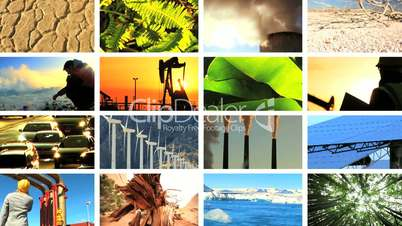 Natural & Fossil Fuel Production