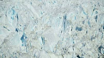 Glacial Ice Formations in the Arctic