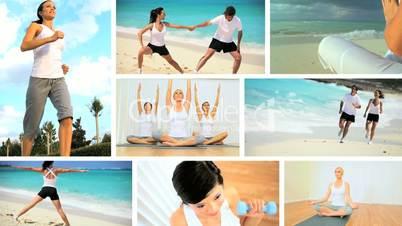 Fitness und Spa
