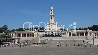 Sanctuary of Fatima Portugal