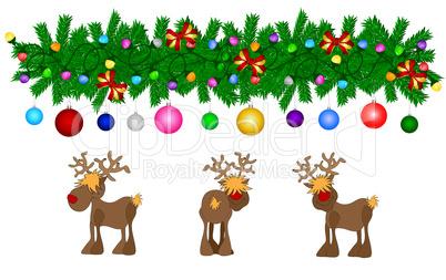 Weihnachten Lizenzfreie Bilder.Weihnachten Elche Lizenzfreie Bilder Und Fotos
