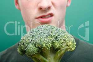 Dislike broccoli