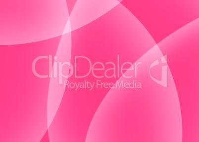 A pink wallpaper