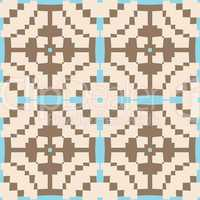 West African Pattern