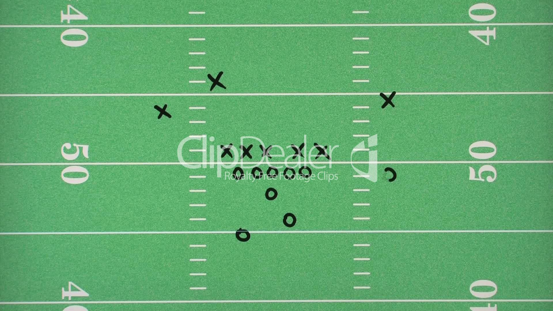 Football play on field royalty free video and stock footage football pooptronica Images