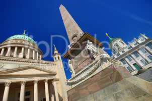 Nikolaikirche Potsdam strahlt im neuen Glanz