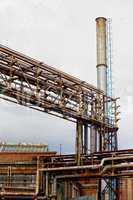 Industrial Plant Pipelines