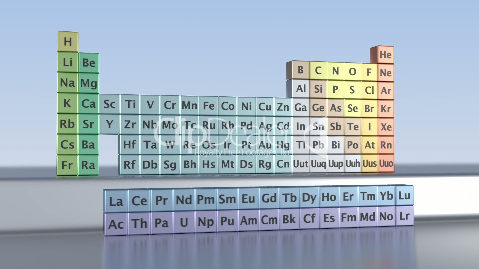 Periodic table of elements video images periodic table images periodic table of the elements royalty free video and stock footage periodictable royalty free videos gamestrikefo gamestrikefo Image collections