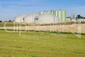 Biogasanlage - biogas plant 81