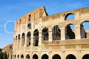 Rom Kolosseum - Rom Colosseum 02