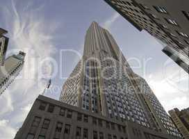 Power of Skyscrapers, New York City
