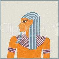 Egyptian mosaic