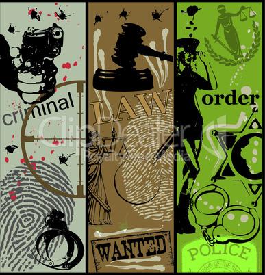 Criminal law order