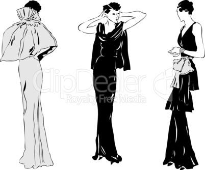 Model clothes