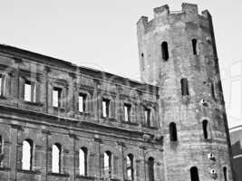 Porte Palatine, Turin