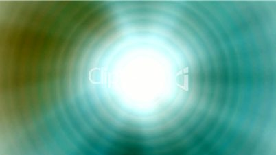 blue tunnel hole and sound pulse,rays laser light.