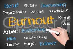 Burnout - Concept