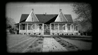 Ranch House Brigham Young mansion BW P HD 0530.mp4