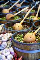 Oliven - Olives