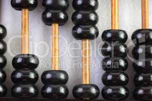 vintage abacus.