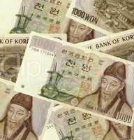 banknotes of Korea