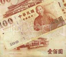 Taiwanese Dollar.