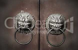 Chi Lin Feng Shui Door Knocker