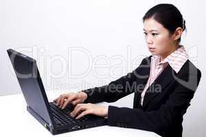 Asian business/educational women.