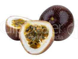 Passion Fruits.