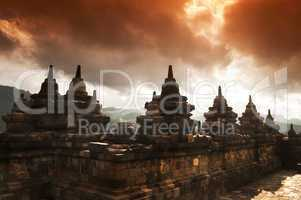 Borobudur Ruins