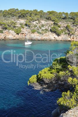 Bucht von Cala Pi, Mallorca