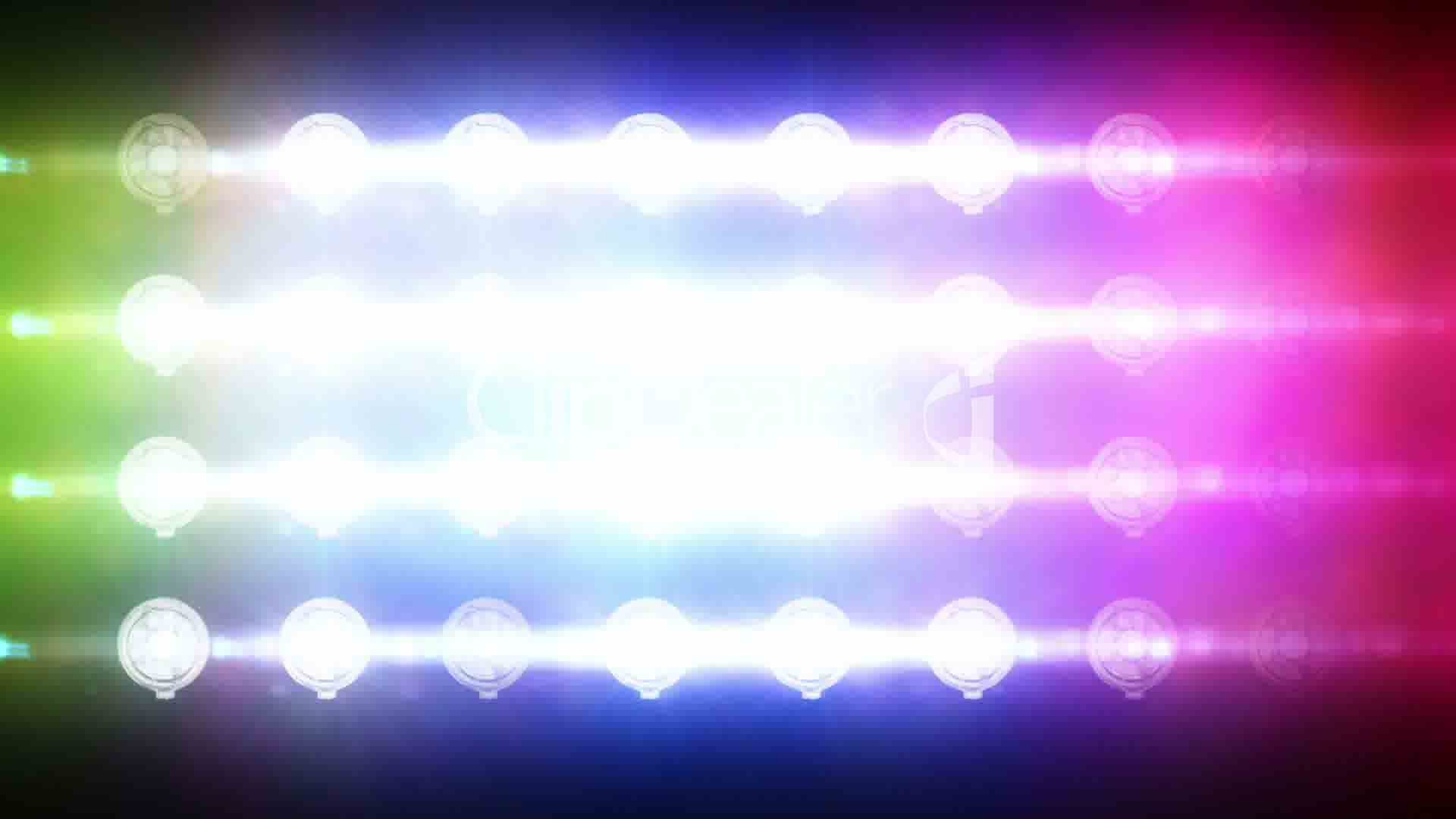 Bright Lights Flicker Royalty Free Video And Stock Footage