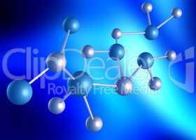 Atom molecules
