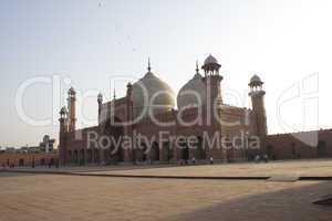Badshahi Mosque, beautiful monument architecture of islamic world