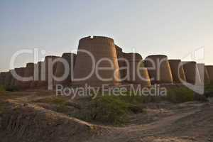 The great derawar fortress