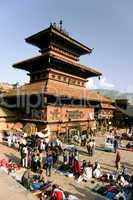 temple in kathmandu valley