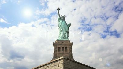 Statue of Liberty, Time Lapse
