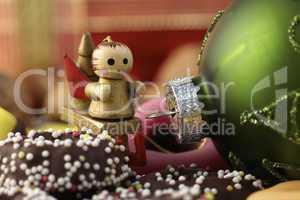 Christbaumkugel - Weihnachtsdekoration - Christmas Tree Ball - Christmas Decorations