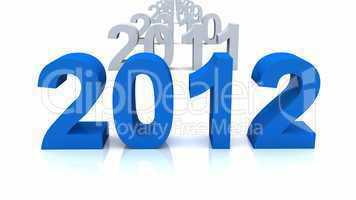 2012 - Die Jahre vergehen