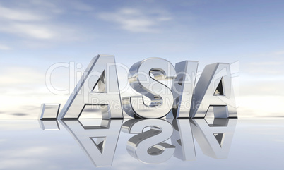 Top-Level-Domain .asia
