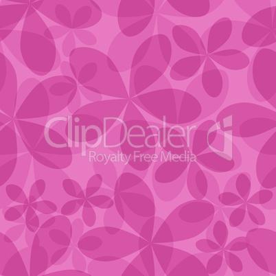 Flower art pattern. Seamless pink background pattern. Fabric texture. Floral vintage design. Pretty cute tile wallpaper