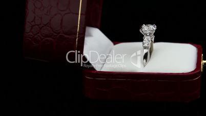 Diamond Ring Diamantring